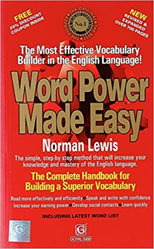 Word Power Made Easy - Learn English