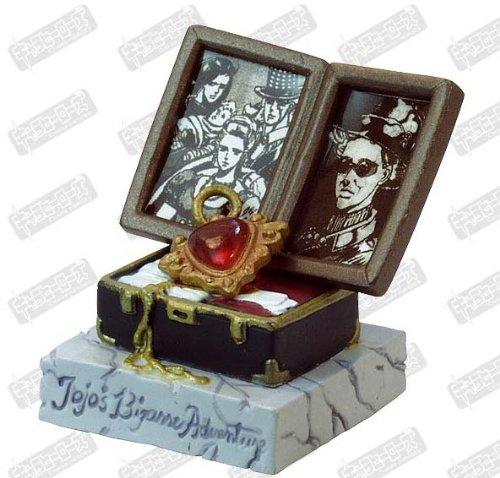 ミニフィギュアコレクションEX ジョジョの奇妙な冒険Vol.1 (第2部) 戦闘潮流  シークレット:エイジャの赤石  単品