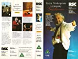 Royal Shakespeare Company Great Performances Vol. 1 (VHS)
