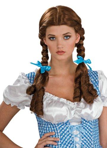 Wizard Of Oz Dorothy Wig