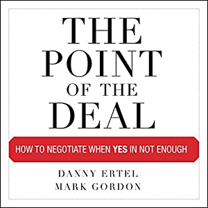 The Point of the Deal Audiobook