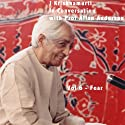 J Krishnamurti in Conversation With Prof Allan Anderson, Volume 6 (       UNABRIDGED) by Jiddu Krishnamurti Narrated by Jiddu Krishnamurti