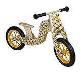 Hess Holzspielzeug 31181 - Laufrad Bike bunt