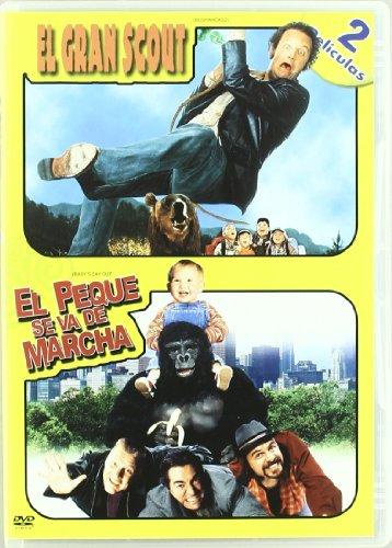 El Gran Scout + El Peque Se Va De Marcha (Import Movie) (European Format - Zone 2) (2011) Ann Dowd; Anthony