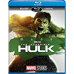 The Incredible Hulk [Blu-ray]