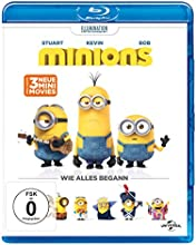 Minions  (inkl. Digital Ultraviolet) [Blu-ray]