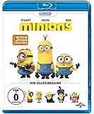 Minions  (inkl. Digital Ultraviolet) [Blu-ray]