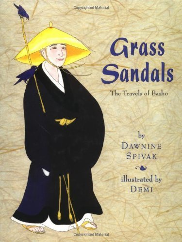 Grass Sandals : The Travels of Basho Hardcover - April 1, 1997
