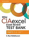 img - for Wiley CIAexcel Exam Review Test Bank: Complete Set (Wiley CIA Exam Review Series) book / textbook / text book