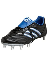"""adidas Men's Flanker IV WF """"Wide Fit"""" Rugby Cleat"""