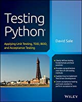 Testing Python Front Cover