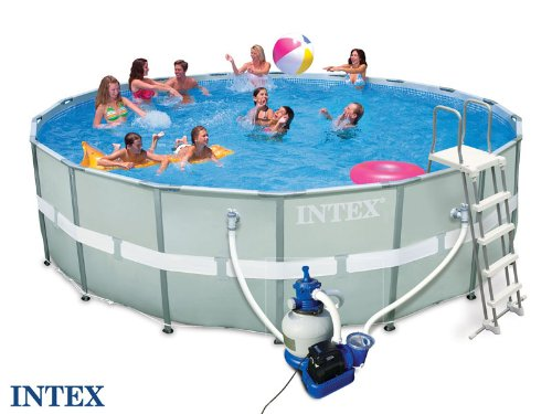 Piscine intex sterilisateur pas cher for Piscine tubulaire rectangulaire intex 7 32x3 66x1 32 m