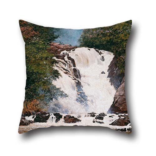 cushion-cases-of-oil-painting-almeida-janior-votorantim-waterfall-18-x-18-inch-45-by-45-cmbest-fit-f
