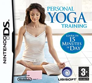 Personal Yoga Training (Nintendo DS) [import anglais]