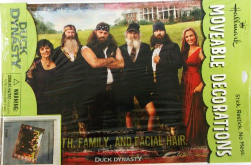 A&E Duck Dynasty Moveable Decorations