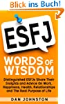 ESFJ Words Of Wisdom: Distinguished E...