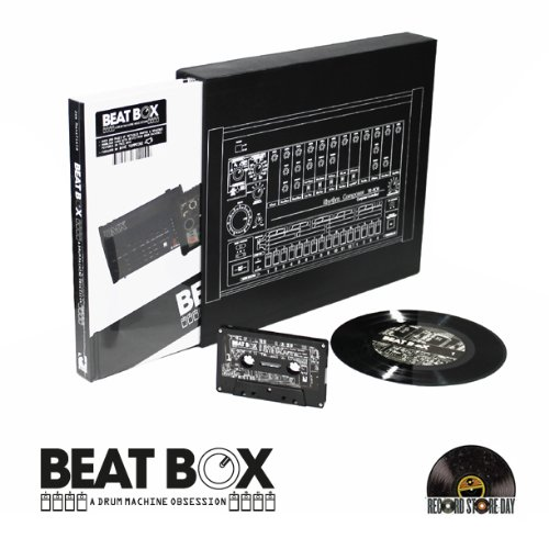 Beatbox: A Drum Machine Obsession Deluxe Rsd Version
