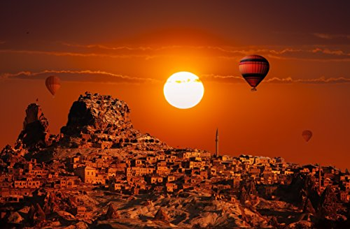 Hot Air Balloons over Cappadocia - Photo Gallery