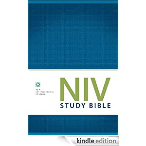 NIV Study Bible, Zondervan - Amazon.com Christianbook.com/apps/account/downloads