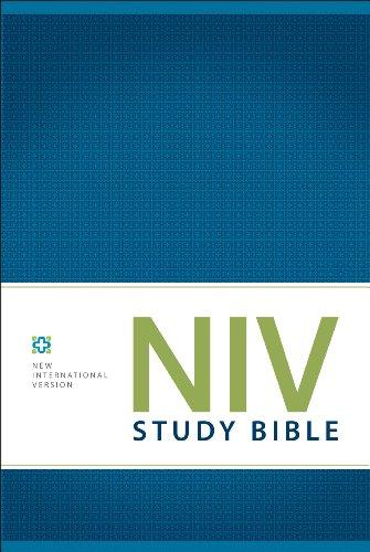 Download NIV Study Bible, eBook