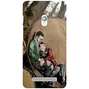 Printland Hug Me Phone Cover For Asus Zenfone 5 A501CG