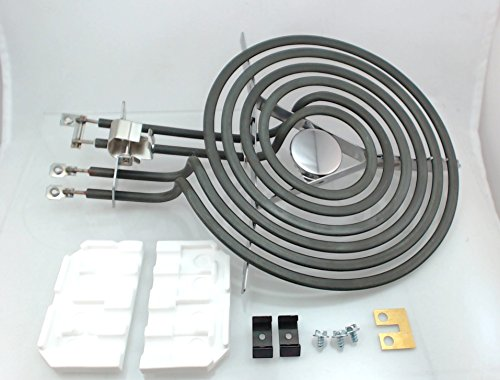 Wb30X341 - Hotpoint Aftermarket Stove / Range/ Oven Burner Heating Element Kit front-122138