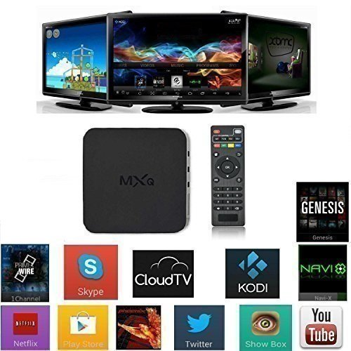 Check Out This Nettech MXQ Quad Core Kodi/xbmc Android 4.2 Tv Box + Special Edition Kodi/xbmc Free 4...