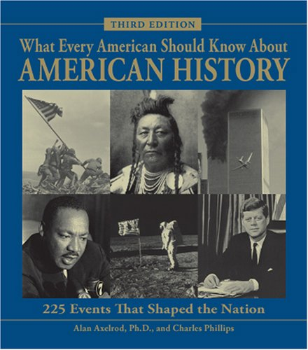 What Every American Should Know About American History: 225 Events That Shaped The Nation front-545311