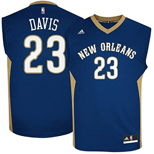 Anthony Davis #23 New Orleans Pelicans NBA Youth Road Jersey
