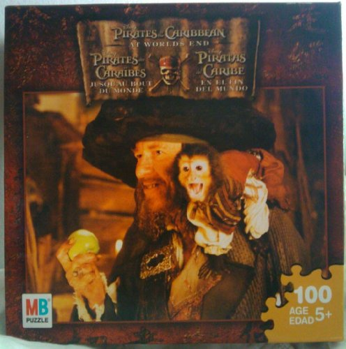 Pirates of the Caribbean at World's End Puzzle