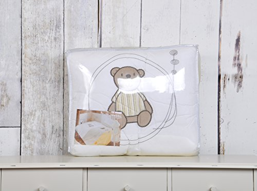 My Little Bear Collection-Culla in cotone 100% per letto singolo, 4,5 Tog