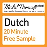 Michel Thomas Method: Dutch Course Sample | Cobie Adkins-de Jong,Els Van Geyte