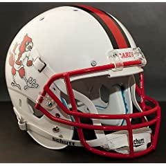 LOUISVILLE CARDINALS 1981-1982 Schutt AiR XP Gameday REPLICA Football Helmet by ON-FIELD