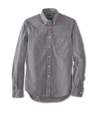 Gitman Vintage Men's Gingham Button Down Shirt