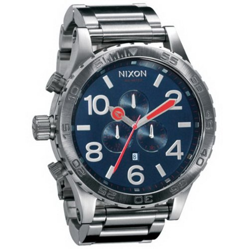 Nixon A083-1307 Mens 51-30 Chrono Navy Watch