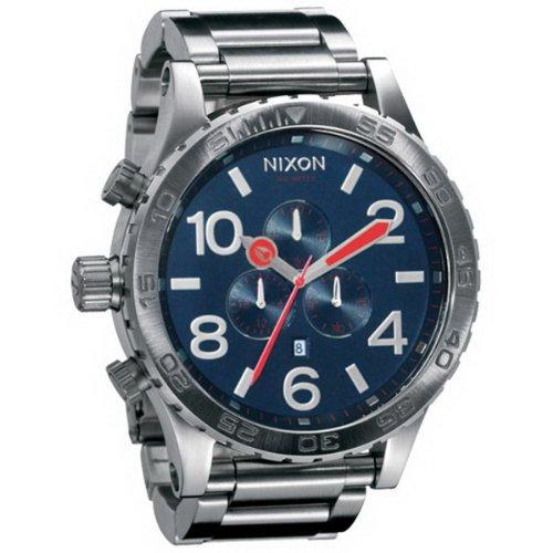 Nixon A083-1307 Mens 51-30 Chrono Navy Watch
