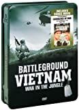 Cover art for  Battleground Vietnam: War in the Jungle/Casualties of War