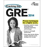img - for [ { { Cracking the GRE (2014) } } ] By Pierce, Doug ( Author on Jun-04-2013 [ Paperback ] book / textbook / text book