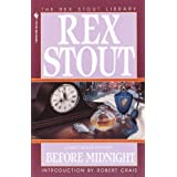 Before Midnight (Nero Wolfe Mysteries)