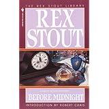 Before Midnight (Nero Wolfe Mysteries)