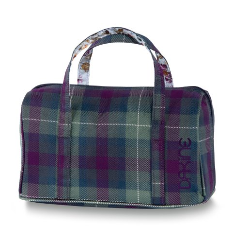 Dakine Girls Prima Toiletry Bag, Tartan