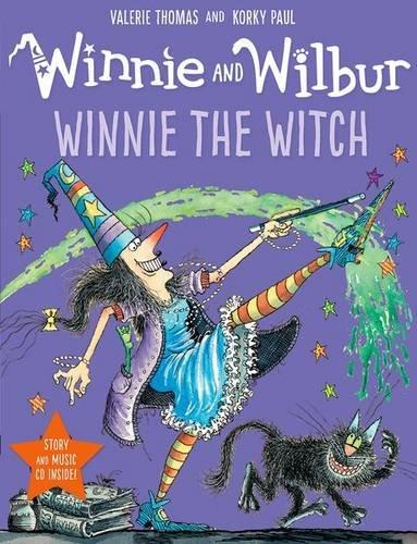 Winnie and Wilbur: Winnie the Witch with audio CD