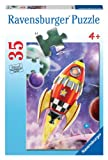 Rocket Boost 35 Piece Puzzle