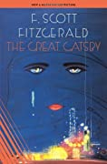 The Great Gatsby by F. Scott Fitzgerald cover image