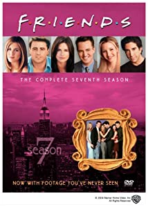 Friends: Complete Seventh Season [Import USA Zone 1]