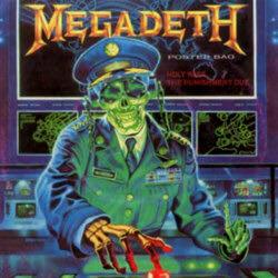 "Megadeth - Holy Wars: The Punishment Due (12"" Vinyl) - Amazon.com"