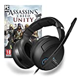 ROCCAT ROC-16-611 Kave XTD 5.1 Surround Sound Gaming Headset with Free Assassin's Creed Unity PC Download, UK Exclusive