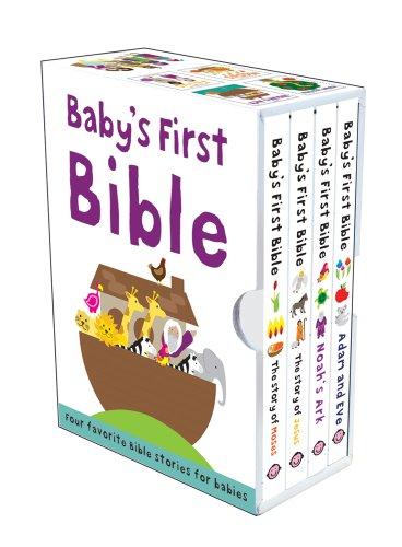 Baby's First Bible Slipcase PDF