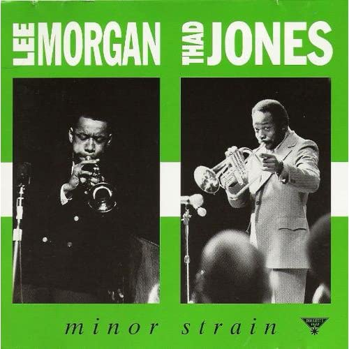 lee morgan/thad jones - minor strain (sleeve art)