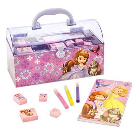 Sofia Creativity Stamp Set